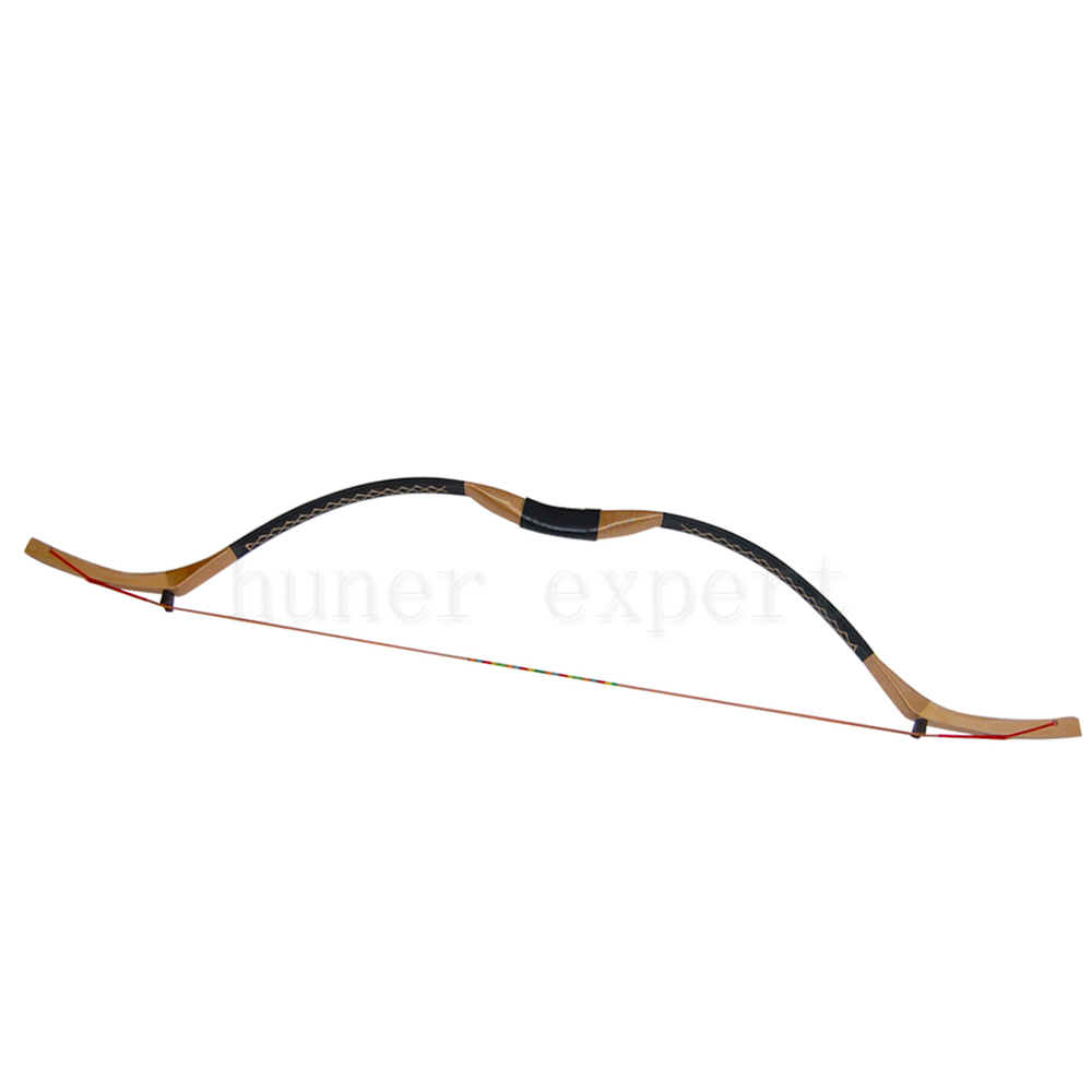 A hunter hunting recurve horsebow 35lbs archery DIY wooden bow for carbon arrow targeting wholesale archery equipment hunting carbon arrow 31 400 spine for takedown bow targeting 50pcs