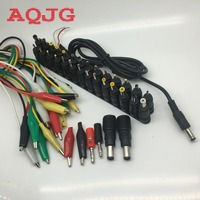 39pcs Set Universal DC Power Supply Adapter Connector Plug DC Conversion Head For HP IBM Dell