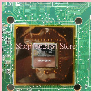 Image 3 - N53SV 4 חריצי זיכרון GT540M/1 GB mainboard REV2.0/REV2.2 עבור ASUS N53S N53SV N53SN N53SM האם מחשב נייד לוח ראשי