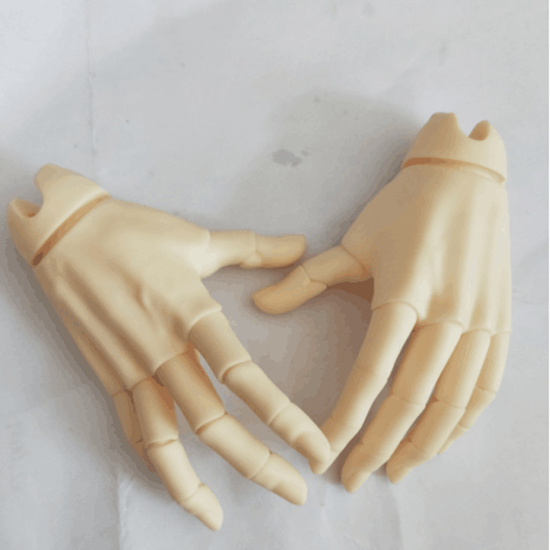 Luo BJD sd mains connectées sans veines pour 1/3 poupées mâles livraison gratuite