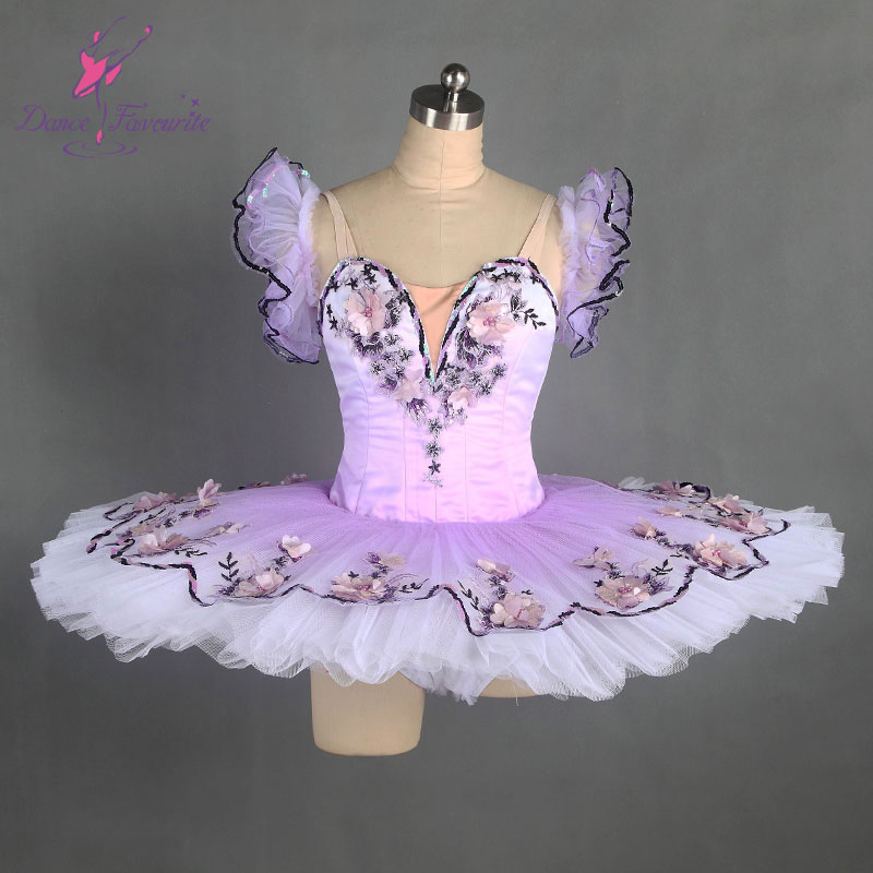 new arrival professional ballet costume tutu girl & women lilac dance costume ballerina dance tutu customer made ballet tutu