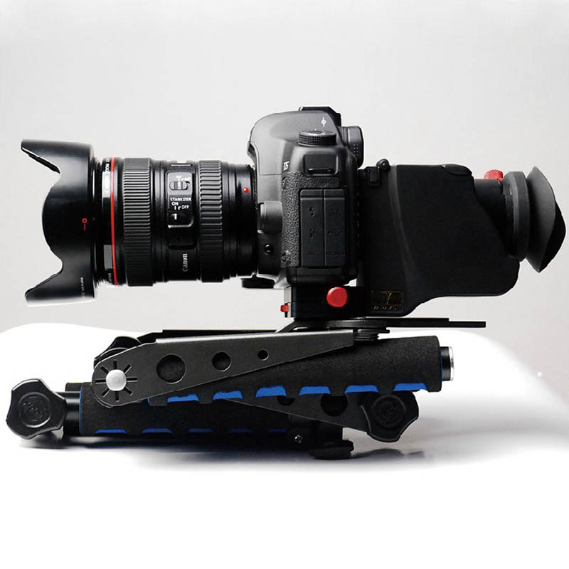 New DSLR Rig Movie Kit Shoulder Mount Support Photo Studio Accessories For Canon Sony Nikon Panasonic DSLR Camcorder DV Camera
