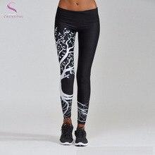 Yoga Pants Printed Dry Fit Sport