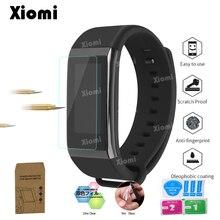10Pcs/Lot(5Films+5Wipes)For Wristband Xiaomi Huami Midong Amazfit Cor Health Smart Band Soft TPU Film Full Screen Protector-/ цена в Москве и Питере