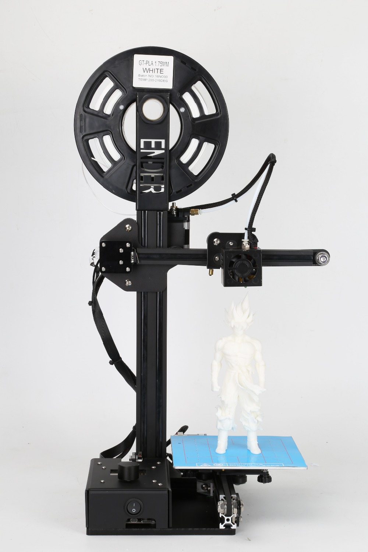 3 d printer CREALITY 3D Ender-2 Cheap 3D Printers Metal frame 3d printer  machine Reprap prusa i3 3d printer kit DIY filaments