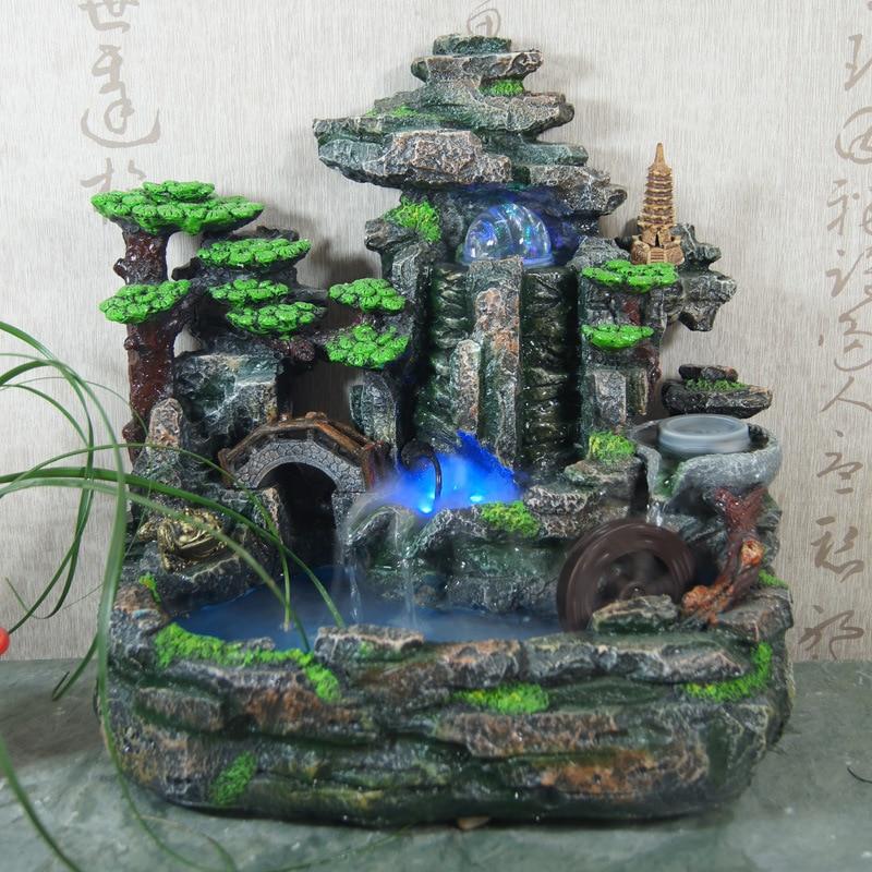 tienda online rocalla decorativo de interior fuentes de agua decoracin para el hogar montaas artesana shippig libre fuentes decorativas