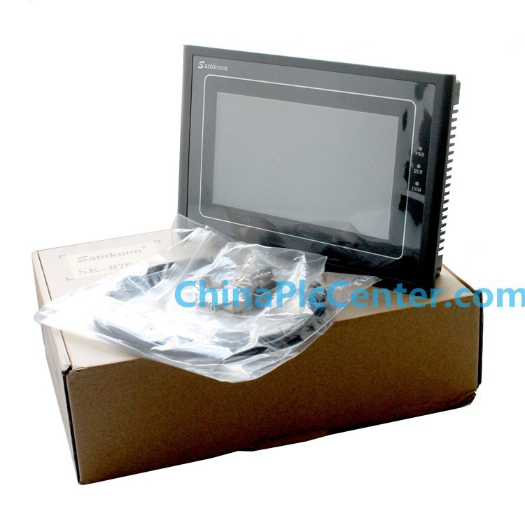 New original Samkoon HMI touch screen SK-070FE 7 inch instead of sk-070ae sa 10 4a 10 4 inch hmi touch screen samkoon new