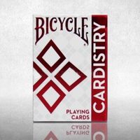 Devo BICYCLE CARDISTRY Playing Cards Magic Tricks Magic Props