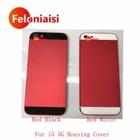 High Quality For IPhone 5 5G 5S SE Housing Battery Cover Door Rear Cover Chassis Frame