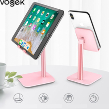 Vogek Universal Desk Phone Holder for for iPhone XS Max XR Desktop Hol