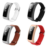 Leather Accessory Band Bracelet Watchband For Huawei Honor Band 3 Drop Shipping 1030