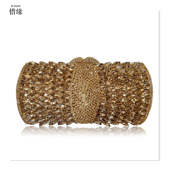 Luxury Crystal Women Wedding Bridesmaids Clutch bag cocktail Handbag Evening Bag floral beading party gold purses new designerLuxury Crystal Women Wedding Bridesmaids Clutch bag cocktail Handbag Evening Bag floral beading party gold purses new designer