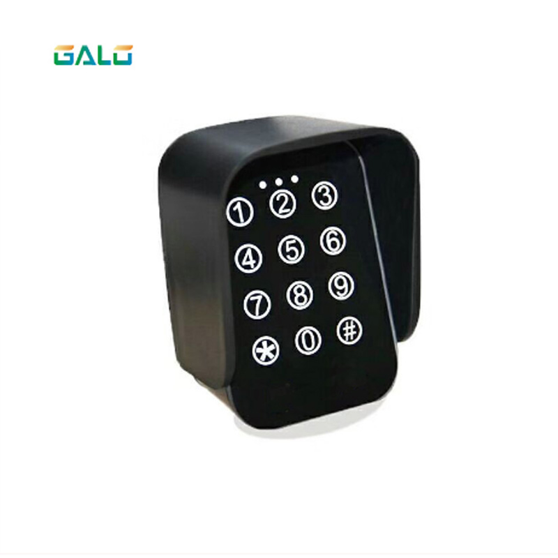 Touch panel wireless keypad for swing gate opener / 500kg PKM sliding gate openerTouch panel wireless keypad for swing gate opener / 500kg PKM sliding gate opener