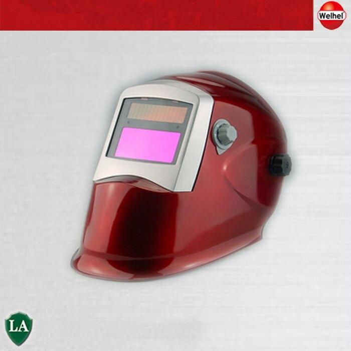 Welhel capacete de soldagem cap capacete de soldagem para a soldagem de alta qualidade utilizados na China De Soldadura Aeroespacial - 4