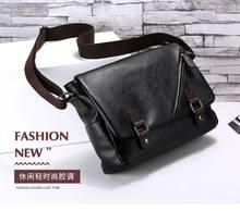 02ed140ab35d Фабрика прямого одобрения мужская кожаная сумка мужская деловая сумка тип  обложки перекинул крест мужская сумка новый a4 бумаги .