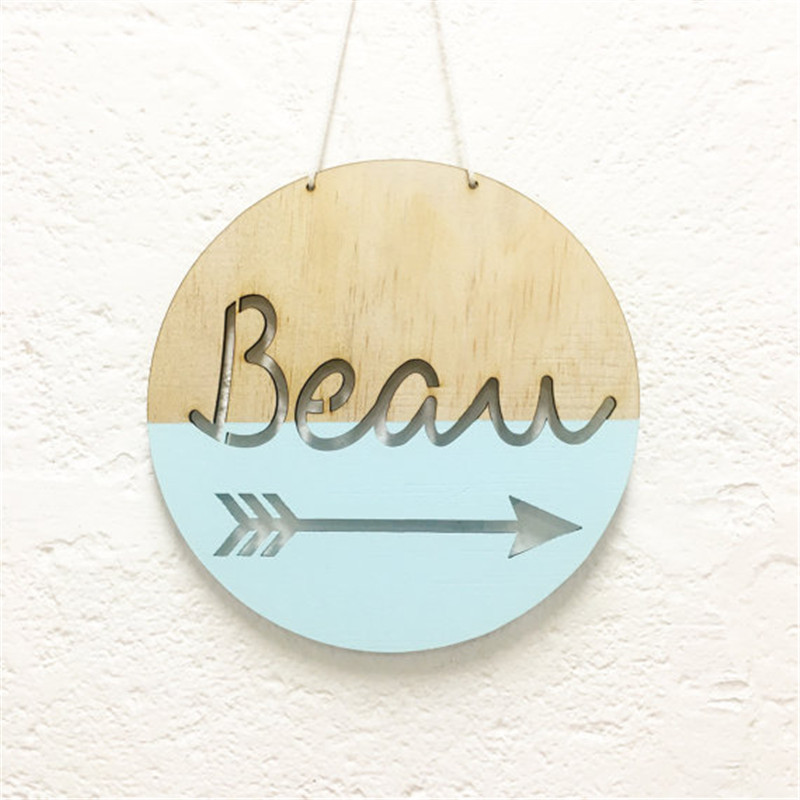 Cool Baby Letters Wall Decor Gallery - Wall Art Design ...