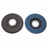 10pcs 115mm Premium Zirconia Flap Disc Sanding Grinding 4 1 2 7 8 60 Grit For