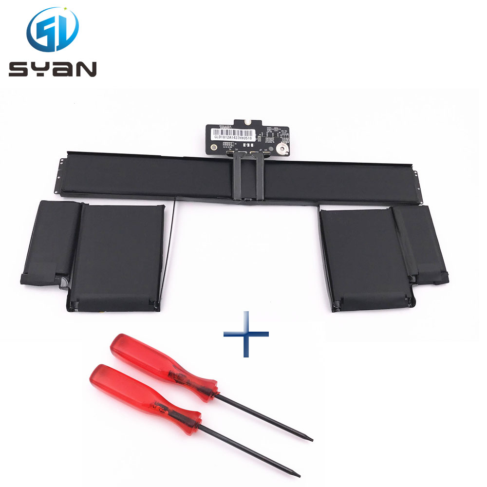 A1437 Battery For Macbook Pro Retina 13.3'' Laptop A1425 MD212 MD213 Battery 2012 2013