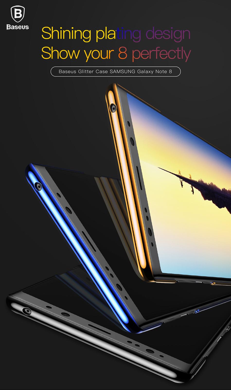 b4fceb3c0 Luxury Plating Plastic Case For Samsung Galaxy Note 8 – Ginzo Shop