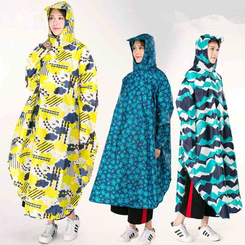 XL raincoat women <font><b>Men</b></font> waterproof,Rain Wear Outdoors Rain coat Poncho jacket capa de chuva Chubasqueros Impermeables Mujer