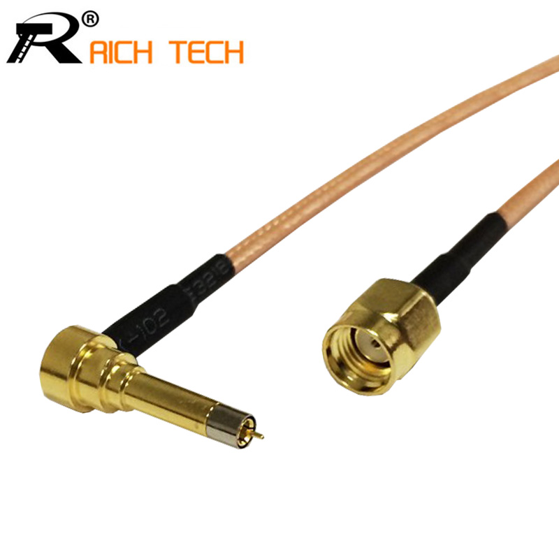 RF RP SMA male plug Switch 3G Modem Connector Cable Assembly For LTE Yota One LU150/Huawei E1550 E171 E153/ZTE MF100 MF180 15CM