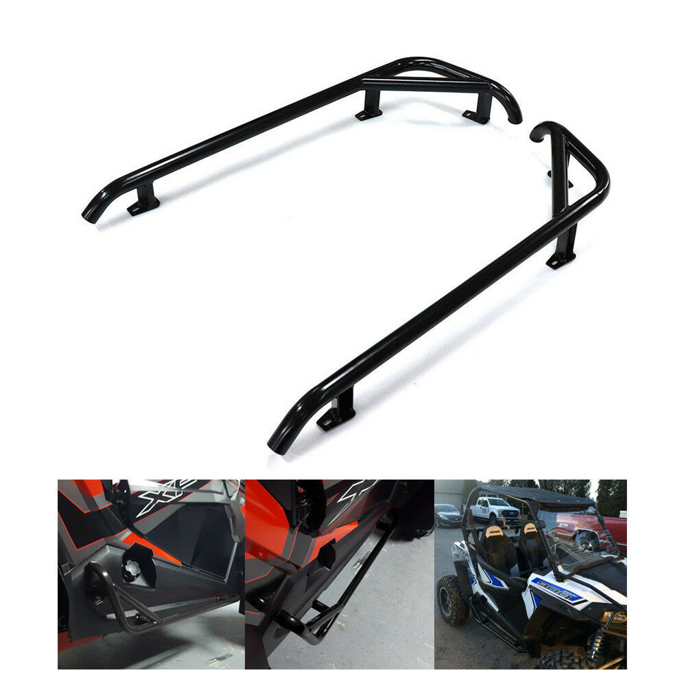 KEMIMOTO Side Nerf Bars Rock Slide For Polaris RZR 900 Trail 900-S XP1000/Turbo 2014 2015 2016 2017 2018 2019
