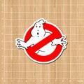 Американские фильмы Ghostbusters Логотип Ноутбук/холодильник/скейтборд/случай вагонетки/рюкзак/Столы/книга наклейки ПВХ стикер