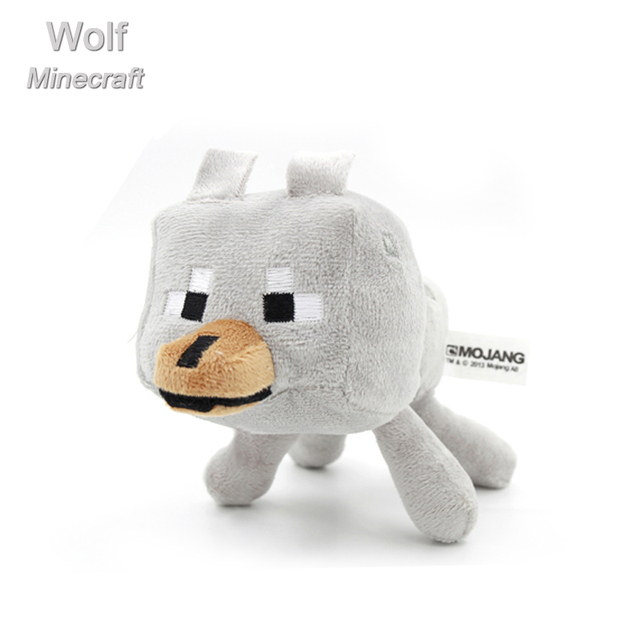 Minecraft High Quality Stuffed Plush Dolls Lovely Plush Mc Toys