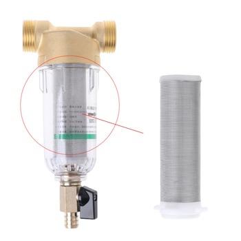 Wkład do filtra wody filtr wstępny do filtra do oczyszczania przedniego z miedzi tanie i dobre opinie Free_on CN (pochodzenie) Części do filtrów Water Filter
