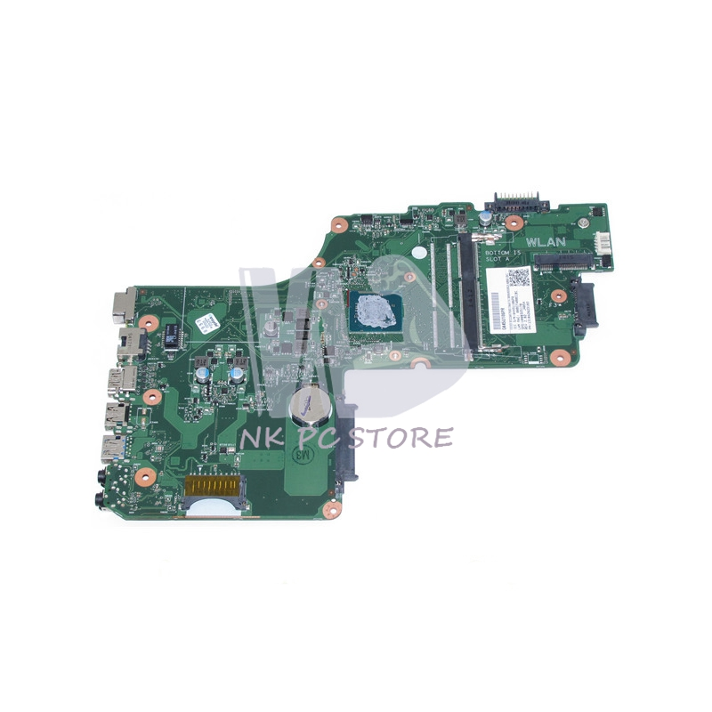 V000325170 Main Board For <font><b>Toshiba</b></font> <font><b>Satellite</b></font> <font><b>C55</b></font> C55T Laptop <font><b>Motherboard</b></font> N2820 CPU SR1SG DDR3 1310A2623103 image