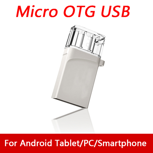 Smart Phone Metal OTG USB Flash Drive 16GB 8GB Mini USB Memory Card Stick Pen Drives 32GB 64GB Micro Pendrive 128GB 512GB Gift