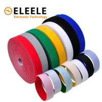 10mm*5m Cable Ties Computer Data Cable Strap Network Nylon Cable Tie Colorful Cable Tie pn34
