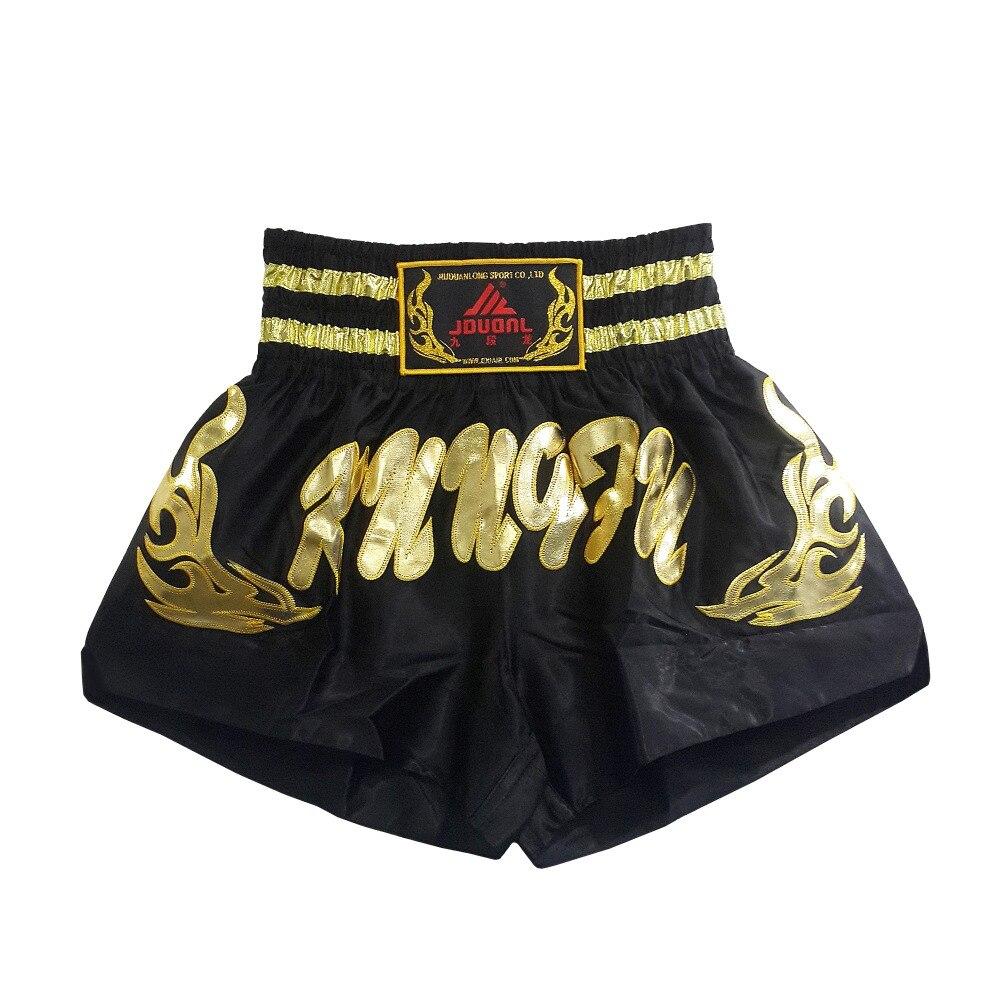 Prix pour Mars MMA De Boxe Troncs Lutte Short Pantalon de Combat Libre Boxe Sanda Shorts Muay Thai Pour Hommes Livraison Gratuite BS-JHW0001
