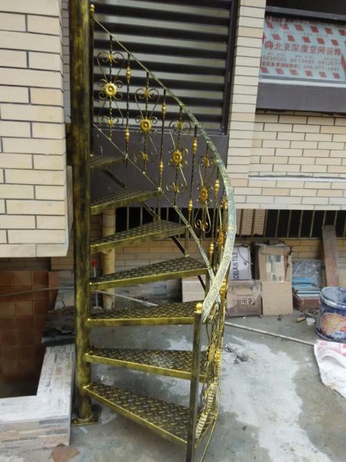 Remodel Stair Railing Metal Stair Rods Spiral Staircase | 36 Inch Spiral Staircase | Stair Case | Steel | Steps | Tread Depth | Handrail