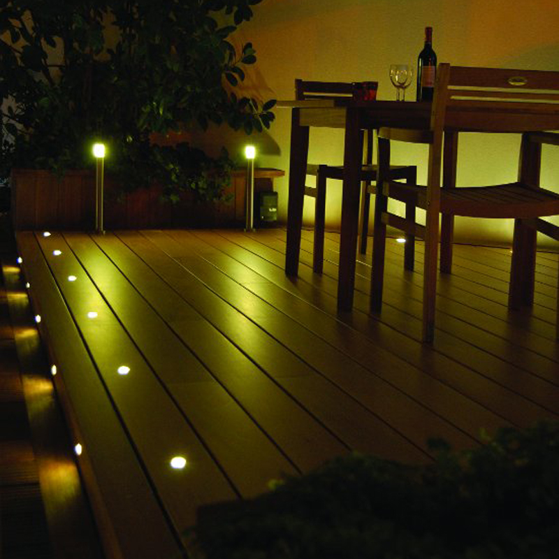 Ip67 Wasserdicht Langlebige Ecke Stehlampe Im Freien Garten Rasen