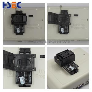 Image 5 - RT809H nand flash programista isp BGA153 BGA169 emmc adapter z 3 sztuk BGA prostokąt ograniczający RT BGA169 01 adapter bga rt809h gniazdo