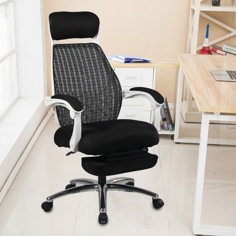 High Quality Home Office Furniture: High Quality Practica Home Computer Chair Reclining Mesh