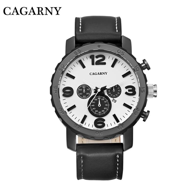 Случайни кварцов часовник мъжки - Мъжки часовници - Снимка 1