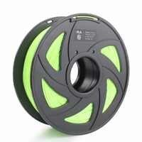 CREOZONE PLA Filament 1.75mm 1KG PLA Plastic for 3D Printer 3D Printing Materials Light Green Color