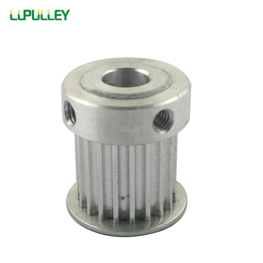 5//6//7//8mm 5M20 Synchronous Timing Belt Pulley Tight Wheel for 3D Printer Motor