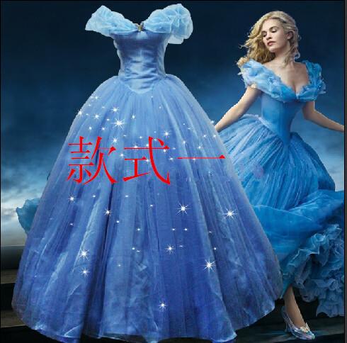 DB23566-Cinderella dress costume-7