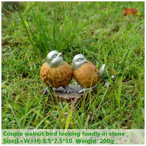 Achetez en gros oiseau jardin d cor en ligne des for Oiseaux artificiels de decoration