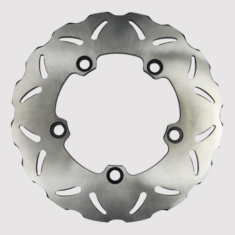 New Piece Motorcycle Rear Brake Disc Rotor Fit For YAMAHA YZF-R6 R,S,SR,SS,Rad.cal. YZF-R1 1000,SP mfs motor motorcycle part front rear brake discs rotor for yamaha yzf r6 2003 2004 2005 yzfr6 03 04 05 gold