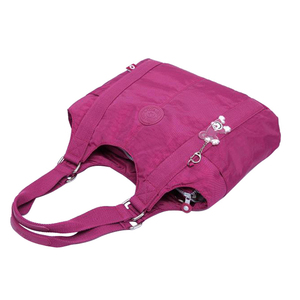 Image 2 - Tegaote Messenger Tas Voor Vrouwen Luxe Designer Portemonnees En Handtas Nylon Top Handvat Tassen Lady Casual Bolsa Feminina Mujer 2020