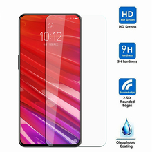 2PCS For Glass Lenovo Z5 Pro Screen Protector Tempered Film 9H