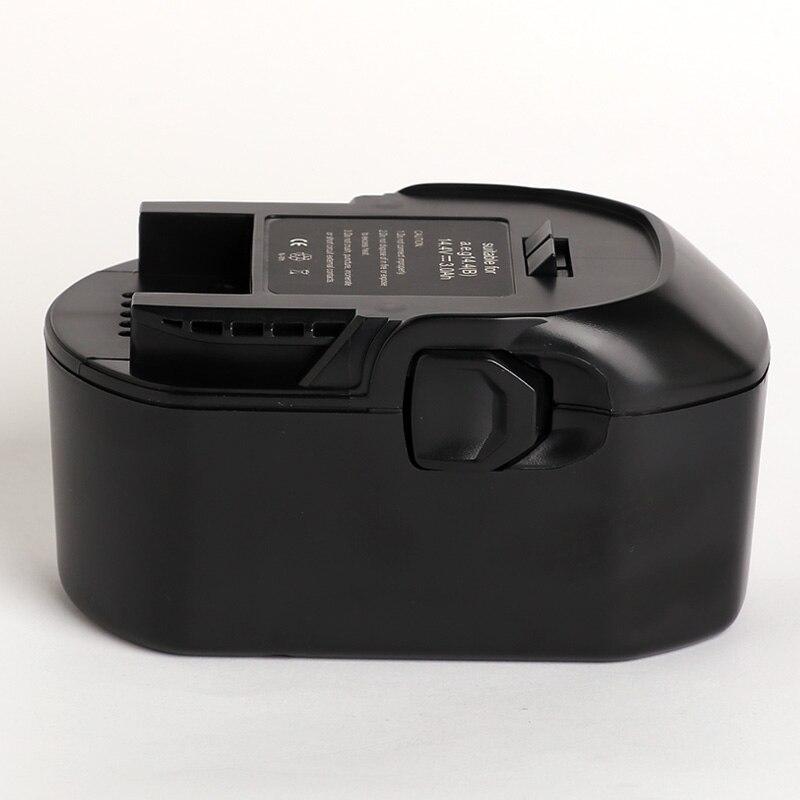 Batterie d'outil électrique 14.4 V B 3000 mAh 3.0Ah NI MH pour AEG B1414G, AEG BS14G, BSB14G, BSB14