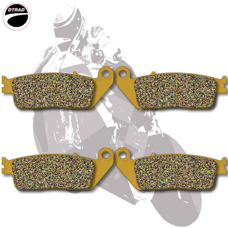 мотоцикл тормозные колодки спереди для Triumph Speedmaster 800