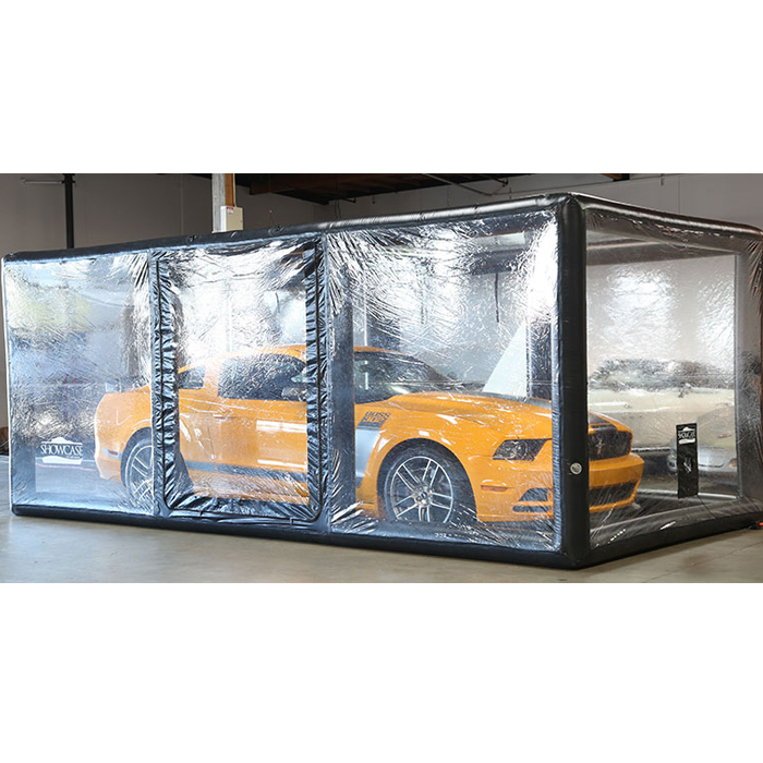 Free Shipping Inflatable <font><b>Car</b></font> <font><b>Garage</b></font> <font><b>Tent</b></font> On Sale 5x2.5x2M Inflatable <font><b>Car</b></font> Capsule For Indoor And Outdoor Inflatable <font><b>Car</b></font> Cover image