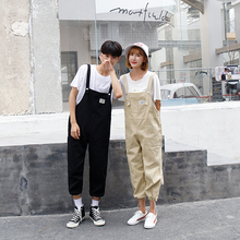 2019 summer Exceed Fire Recommend new listing Fashion casual Lovers Men Camisole Pants Easy Thin Part The Hot black khaki S-2XL