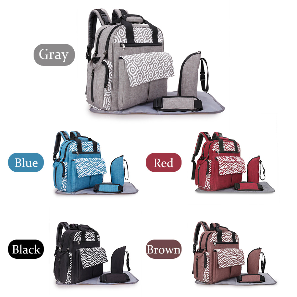 ABOUTBABY Diaper Bags Bolso Maternal Stroller Bag Nappy Backpack Mommy Bag